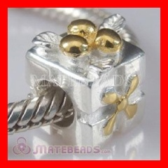 european christmas charms Silver Beads