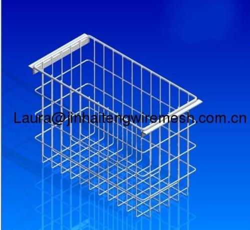 Fabricated Wire Products-Rugged Heavy-Gauge Nesting Baskets