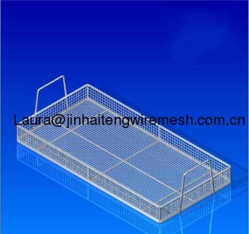 Engineered Wire Baskets Model Nesting
