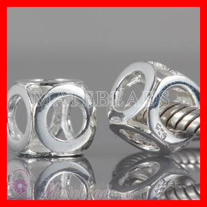 Sterling silver Hollow Charms