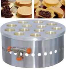 Gas Red Bean waffle machine