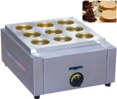 Gas Red Bean waffle baker (2)