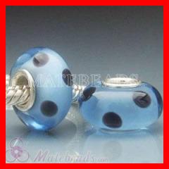 european Polka dot beads