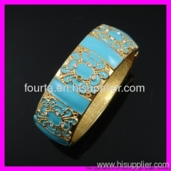 speical 18k gold plated bangle