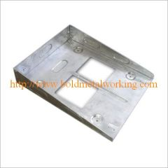 aluminum control panels enclosure