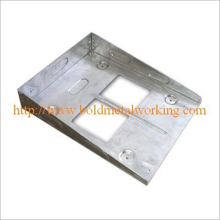 aluminum control panels enclosure