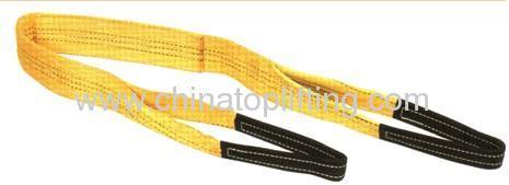 Flat webbing sling
