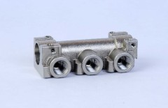 accessories aluminum casting casting parts pneumatic part
