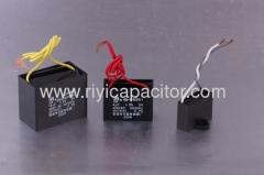 CBB61 fan capacitor China