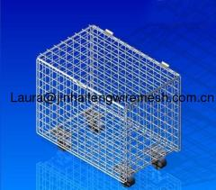Mobile Wire Baskets