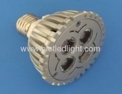 High power led light 4X1W par20 led light