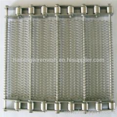 metallic Conveyor belt wire mesh