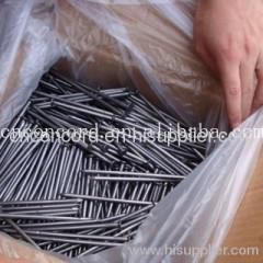 common wire iron nail