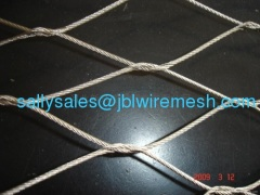 Stainless Wire Rope Mesh