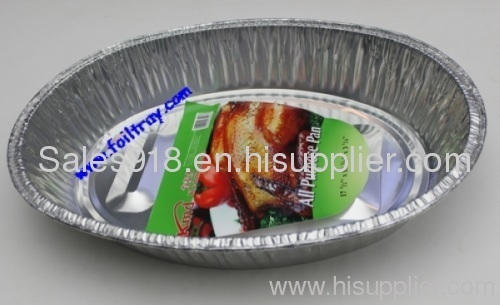 Foil Turkey Pan