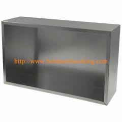 sheet metal industries cabinet fabrication