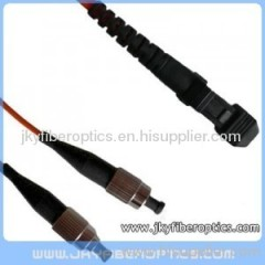 FC/PC to MTRJ Multimode Duplex Fiber Optic Patch Cord