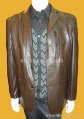Men PU Jacket HS1901