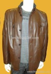 Men PU Jacket HS1904-A