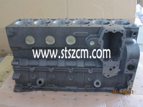 Komatsu excavator engine cylinder block 6731-21-1170