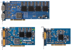 Hardware DVR Card DH-VEC0404FB