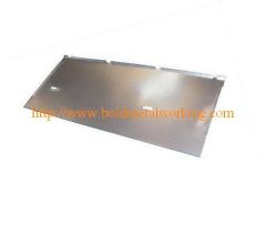 sheet metal air conditioner chassis