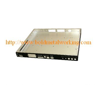 sheet metal enclosure fabrication