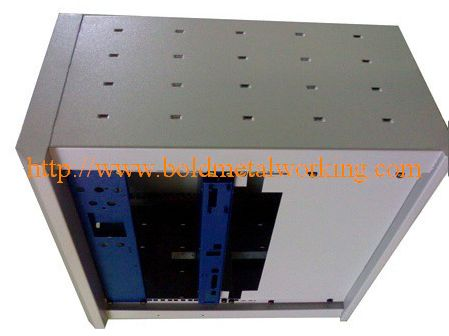 sheet metal fabrication components