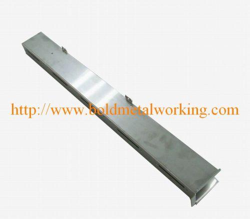 precision sheet metal stamping fabrication