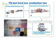 Foam Container Production Line