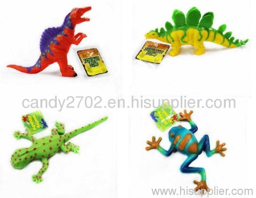 TPR soft doll toy/plastic Dinosaur model toy