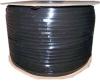 Drip irrigation belt with round dripper