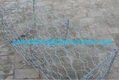 Hexagonal Gabion China