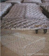gabion box hexagonal wire netting gabion