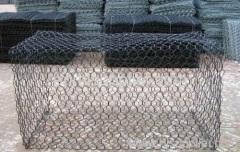 PVC coated gabion box