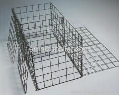 Heavy gabion basket
