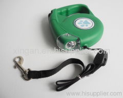 Retractable Cord Dog Leash