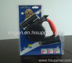 multi-function retractable dog leash
