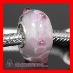 european style glass murano beads