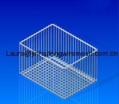 steel wire mesh baskets