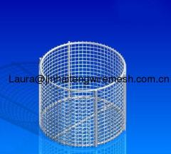 Stainless Steel WIire Mesh Instrument Tray