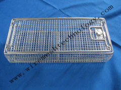 stainless steel 316 cleaning basket