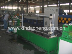 pp strapping band extruder