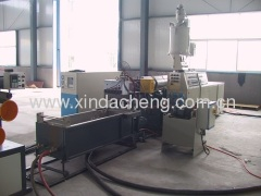 PP strapping extrusion