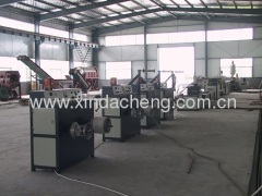 PP packing belt extruders
