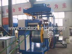 strap band extrusion