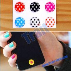 Dot Home Button Sticker