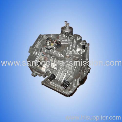 Automatic gear box