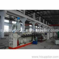 PP Strapping Band Production line 555