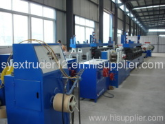 PE PP Strapping Band Production line